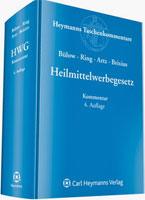Änderungen Heilmittelwerbegesetz (HWG) 2012 2013